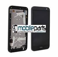 Оригинальный  Дисплей (Модуль) + Сенсор (Тачскрин)  для HTC Desire 616 (С рамкой) (Черный)