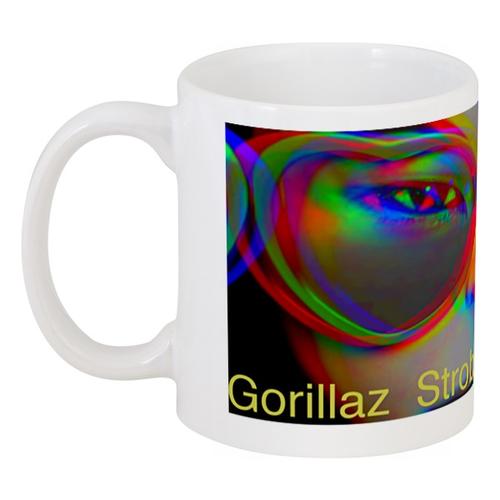 Кружка Gorillaz  - Strobelite
