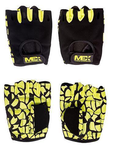 MEX Nutrition Flexi Gloves Lime