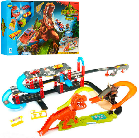 Гоночный трек 8899-93 Динозавр Рекс