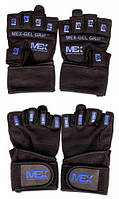 MEX Nutrition Gel Grip Gloves