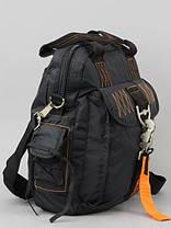 Городская сумка (повседневная) Mil-Tec DEPLOYMENT BAG 4 Black (13837002), фото 3