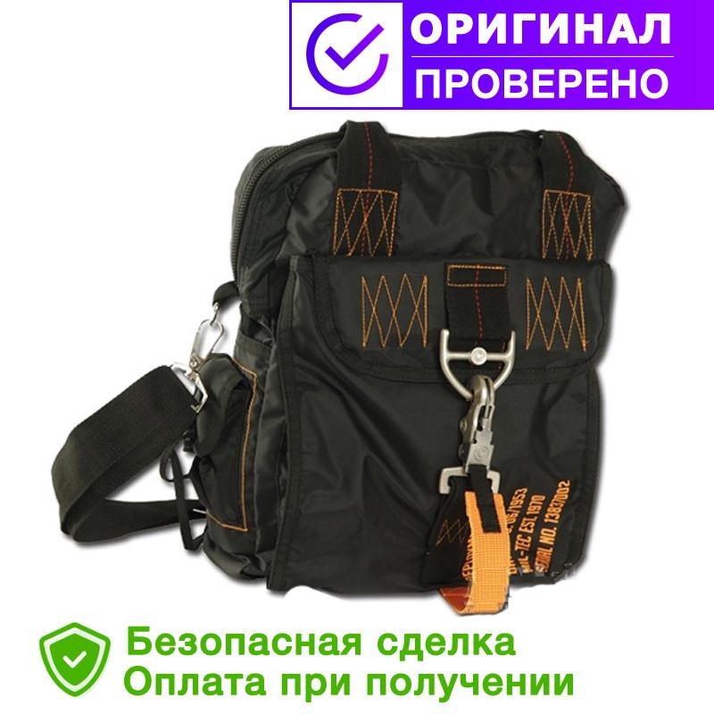 Городская сумка (повседневная) Mil-Tec DEPLOYMENT BAG 4 Black (13837002)