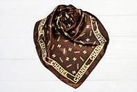 Летний брендовый женский платок