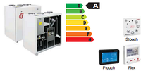 Приточно-вытяжная установка Salda RIRS 1200 VE EKO 3.0