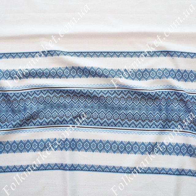 Ткань на рушник с украинской вышивкой Аншлаг ТДК-109 3/2