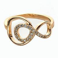 Кольцо позолота ХР 18 размер