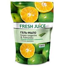 """Fresh Juice"" Жидкое крем-мыло 460 МЛ. Green Tangerine - Palmarosa"