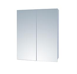 Шкаф зеркальный в ванную без подсветки ШН 60-05