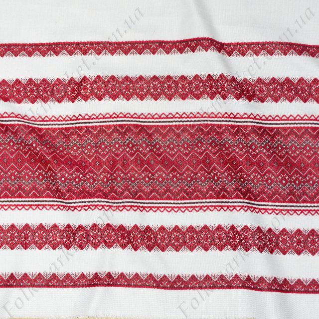 Ткань на рушник с украинской вышивкой Аншлаг ТДК-109 2/3