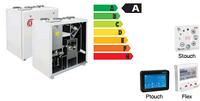 Приточно-вытяжная установка Salda RIRS 2500 VE EKO 3.0