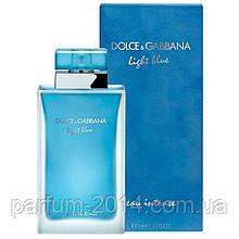 Женская парфюмированная вода Dolce & Gabbana Light Blue Eau Intense (реплика)