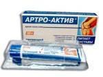 Артро — актив крем-бальзам питающий 35г