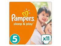Подгузники Pampers Sleep&Play Junior 5 (11-18 кг) 11 шт.