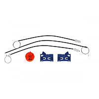 Ремкомплект стеклоподъемник RENAULT LAGUNA 2 передняя правая дв.