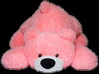Большая мягкая игрушка медведь Умка 180 см розовый, фото 1