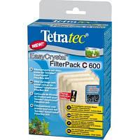 Вкладыш Tetra для фильтра Tetratec Easy Crystal 600, с активированным углем