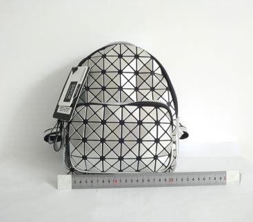 Рюкзак Bao Bao голограмма в серебрянный.