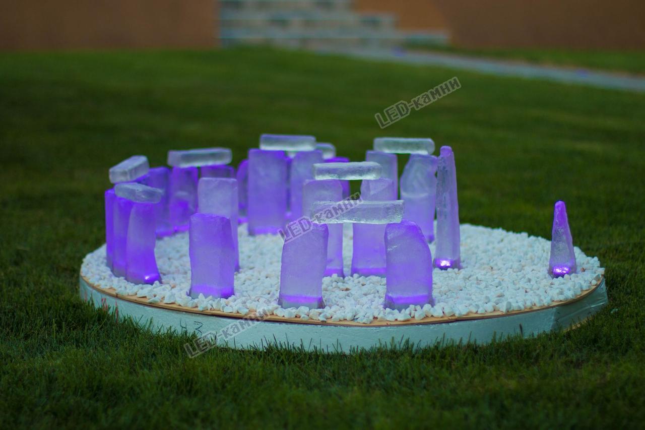 LED-камень Stonehenge