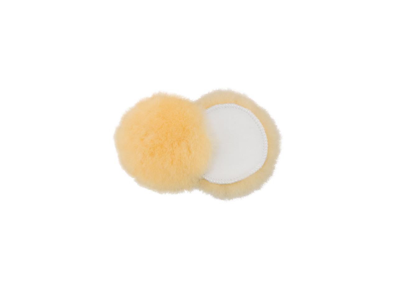 """Полировальный круг шерстяной - Flexipads Gold Pro 80 мм. (3"""") желтый (GL080)"""