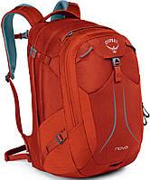 Превосходный женский городской рюкзак 33 л. Osprey Nova 33Sandstone OrangeO/S, оранжевый