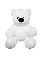Медведь Алина Бублик 77 см белый, фото 1