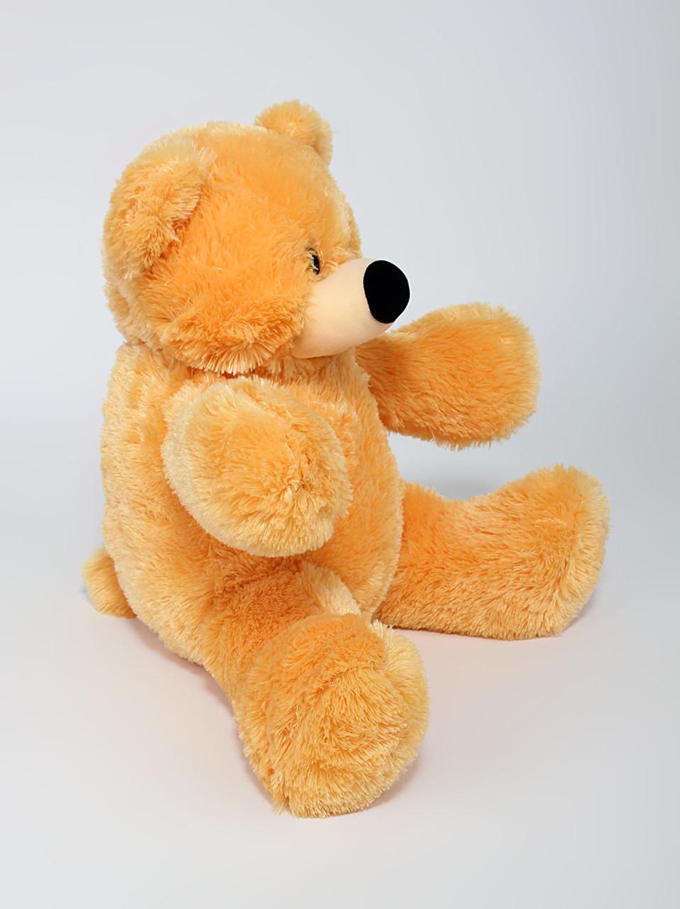 Мягкая игрушка мишка Бублик 65 см медовый, фото 1