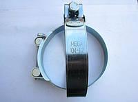 Хомут силовой стальной оцинкованный W1 104-112