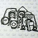 Набор прокладок для ремонта двигателя Д-144 трактор Т-40 (прокладка кожкартон TEXON) (малый набор), фото 2