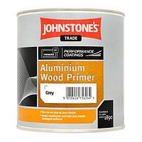 Алюминевый грунт для дерева Johnstone`s Aluminium Wood Primer Gray 1л