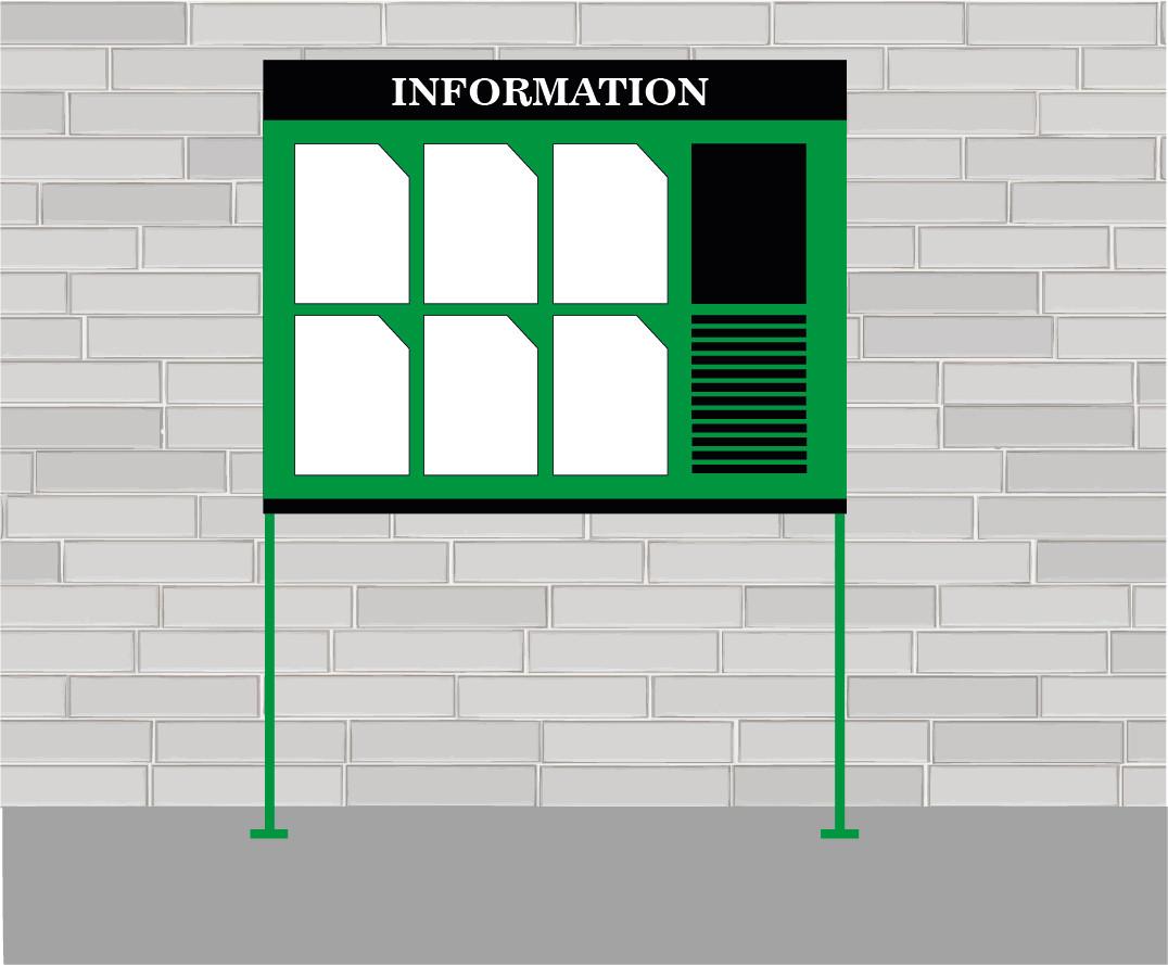 Інформаційний стенд