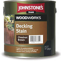 Антисептик Johnstone's Woodcare Decking Stain 2,5л