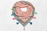 Винтажный женский платок