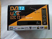 DVB-T цифрове U2C T2 Full HD IP.TV +internet