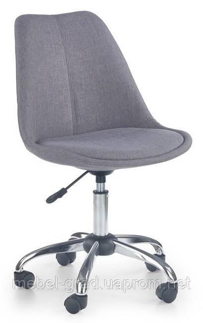 Детское компьютерное кресло Coco 4 / Коко 4 Halmar серый