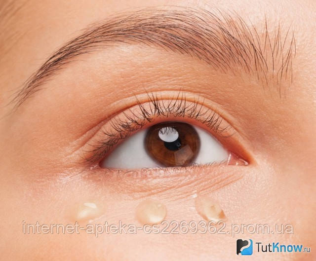 Заполнитель морщин вокруг глаз Molecula
