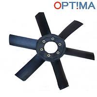 Вентилятор радиатора ЮМЗ (пласт) Д65-1308050П