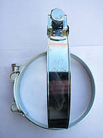 Хомут силовой стальной оцинкованный W1 140-148