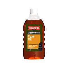Тиковое масло Johnstone`s Teak Oil 0.5л