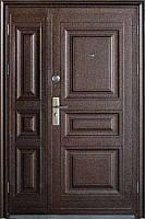 Тамбурные двустворчатые входные двери ТР-С 68
