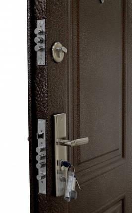 Тамбурные двустворчатые входные двери ТР-С 68 , фото 2