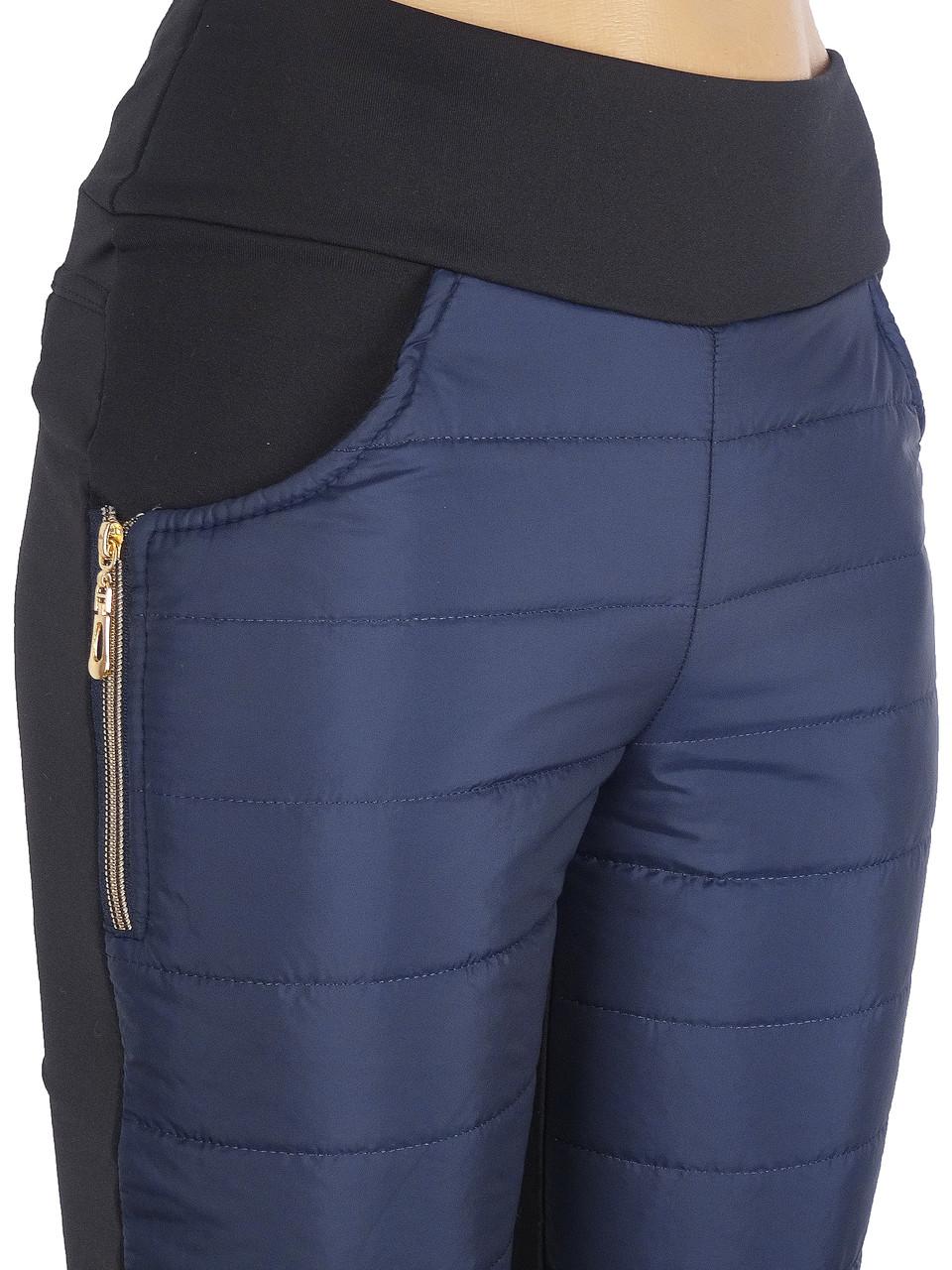 Женские спортивные штаны на байке 42-48