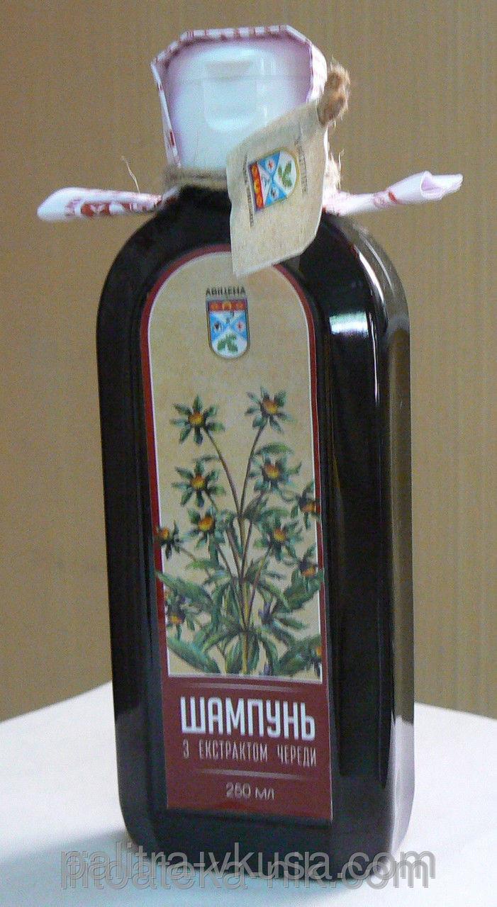 Шампунь с экстрактом Череды, Авиценна 250 мл
