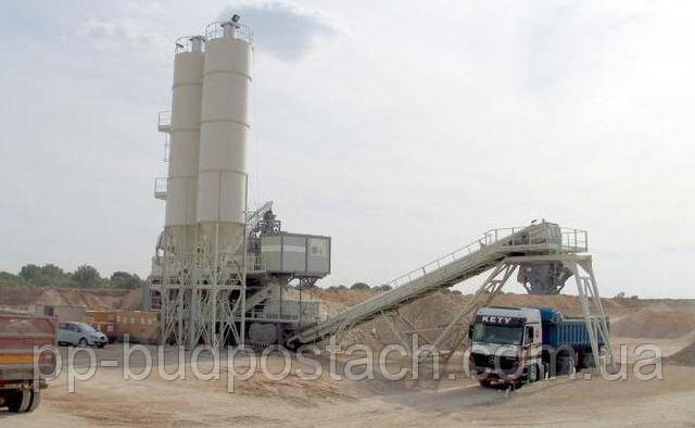 Промышленное производство цемента мокрым способом