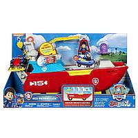 Машина-трансформер Щенячий патруль: Морской патрулер корабль Nickelodeon, Paw Patrol