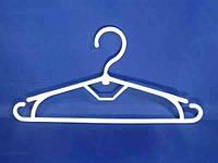 Белые детские плечики вешалки 30,5см для зимней верхней одежды
