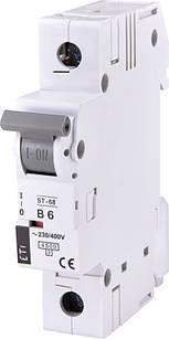 Автоматический выключатель ST 68 1p C6 4,5kA