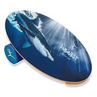 Балансборд IngWest Shark доска для балансирования