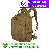 Тактический рюкзак Mil-Tec LASER CUT MISSION PACK SMALL Coyote 20 л. (14046019)