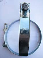 Хомут силовой стальной оцинкованный W1 162-174